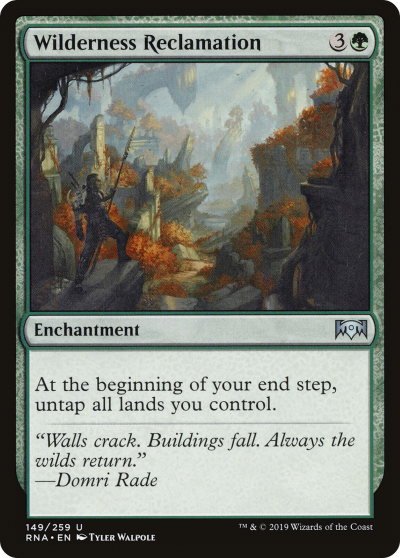 Taking Temur Reclamation To The Top Of The Ladder