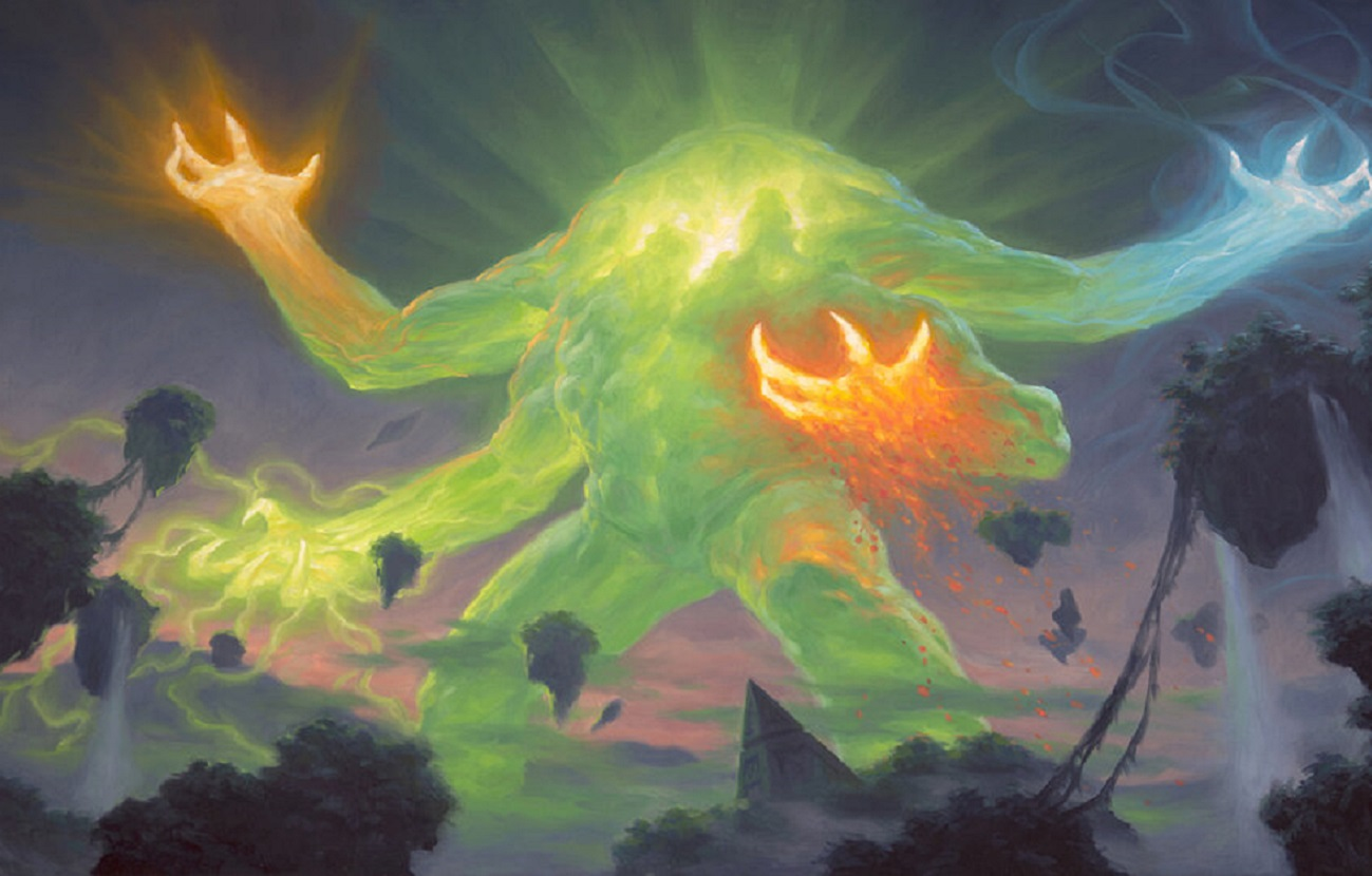 Zendikar Rising Previews Continue