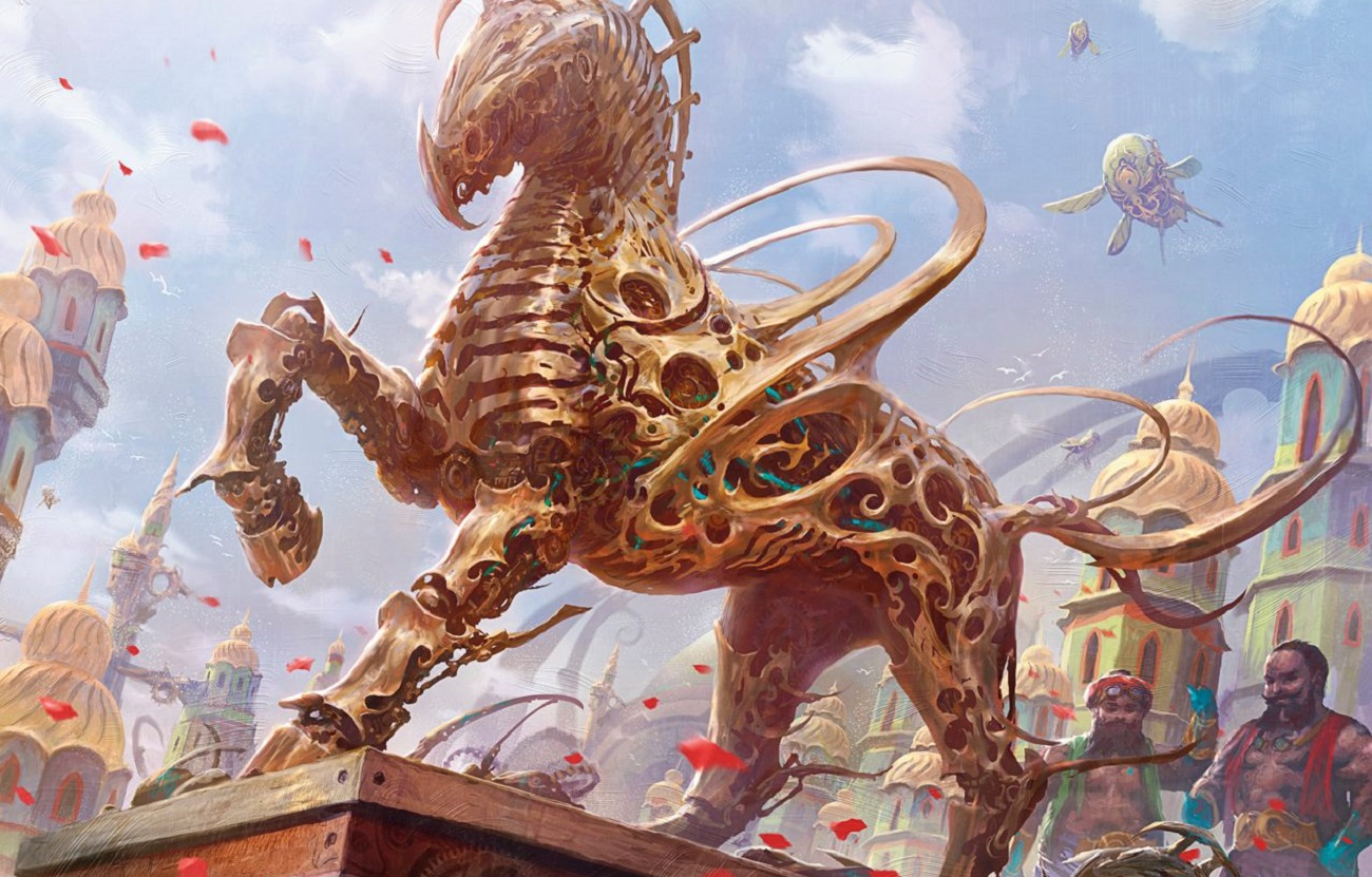 Kaladesh Remastered Shakes Up Historic